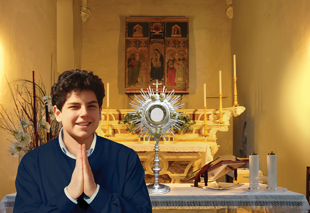 Meet the Teen Who Could Be Named a Saint